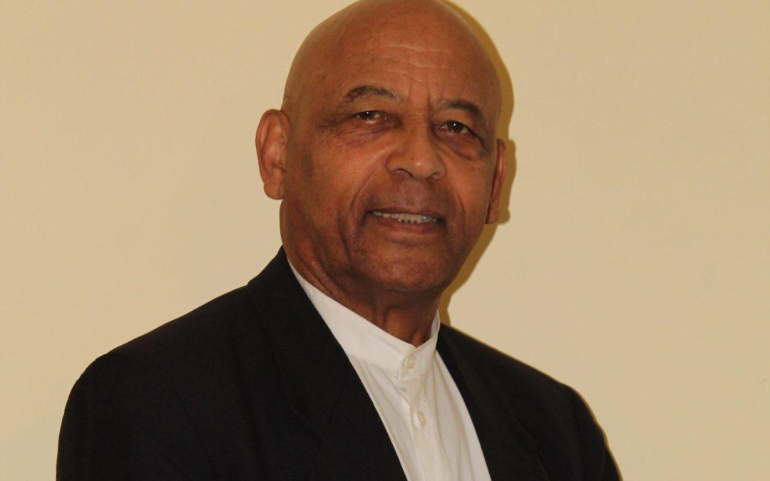 Andrés Mbomo sophrologue, formateur et président de l'I.E.S.H à à Bordeaux